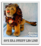 Leo the Steiff Lion's Body